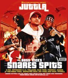 Juttla – Bass, Kicks, Snares, Spits (CD) Wolftown Recordings (2005)