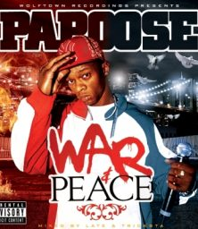 Papoose – War & Peace (CD) (Altered Ego) (2006)