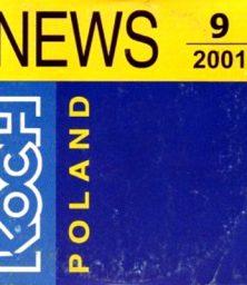 Various Artists – News 9 (CD) Koch International Poland (2001)