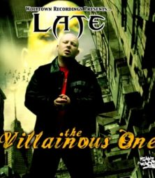 LATE – The Villainous One (CD) Wolftown (2005)
