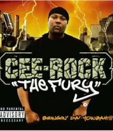 """Cee-Rock """"The Fury"""" – Bringin Da' Yowzah!!! (CD) Handzup! (2005)"""