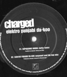 """Charged – Supersonic Booda (Juttla Remix) (12"""") Nation Records (CD) (2000)"""