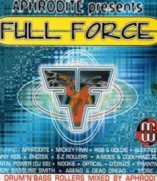 Aphrodite – Full Force (CD) Most Wanted (1997)