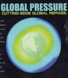 Various Artists – Global Pressure (CD) Nation Records (2003)