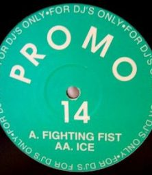 """Undercover Project – Fighting Fist/Ice (12"""") Back2Basics (1997)"""