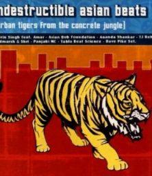 Various Artists – Indestructible Asian Beats (CD) Manteca Records (2001)