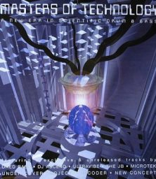 Second Movement Present – Masters Of Technology (4xLP/2xCD) Second Movement (1997)