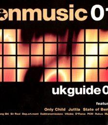 OnMusic 01- UK Guide (CD) OnMusic (2001)
