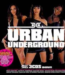 Various Artists – Urban Underground (CD) Decadence/Ministry Of Sound (2003)