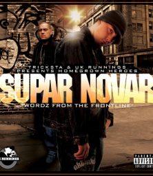 UK Runnings & Supar Novar – Wordz From The Frontline (CD) UK Runnings/Wolftown (2008)