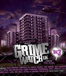 UK Runnings – Grime Watch UK 3 (CD) RGS Entertainment (2010)