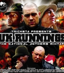 UK Runnings Presents – National Anthems (CD) Wolftown Recordings (2006)