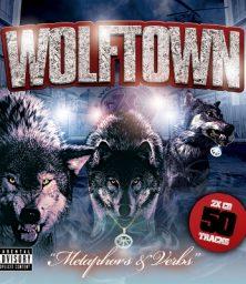 Wolftown – Metaphors & Verbs (2XCD) Wolftown (2007)