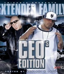 LATE & Geolani – Extended Family (CD) (Wolftown) (2007)