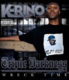 K-Rino – Triple Darkness Vol.1 Wreck Time (Black Book International) (CD) (2008)