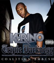 K-Rino – Triple Darkness Vol.3 Coalition Ambush (Black Book International) (CD) (2008)
