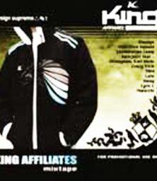 King Apparel Clothing Mixtape (CD) King Apparel (2007)