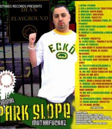 Hardtimes Records Presents – Original Park Slope Muthafuckaz (CD) (Hardtimes) 2007)