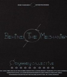 Odyssey Collective – Behind The Mechanism (MP3) Odyssey Recordings (2013)