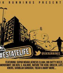 V/A – 'Estate Life Volume One' (MP3) UK Runnings (2014)