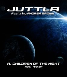 Juttla 'Children Of The Night' Ft. Andrea Brown / 'Time' (MP3) Eastern Pressure Recordings (2014)